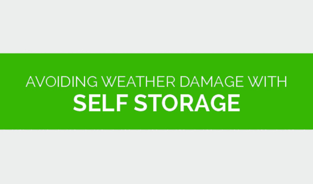 Avoiding Weather Damage With Self Storage