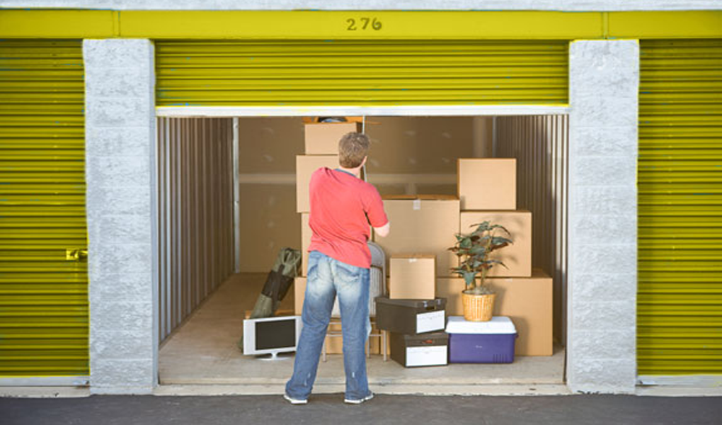 What Can I Fit into a Typical Self-Storage Unit?