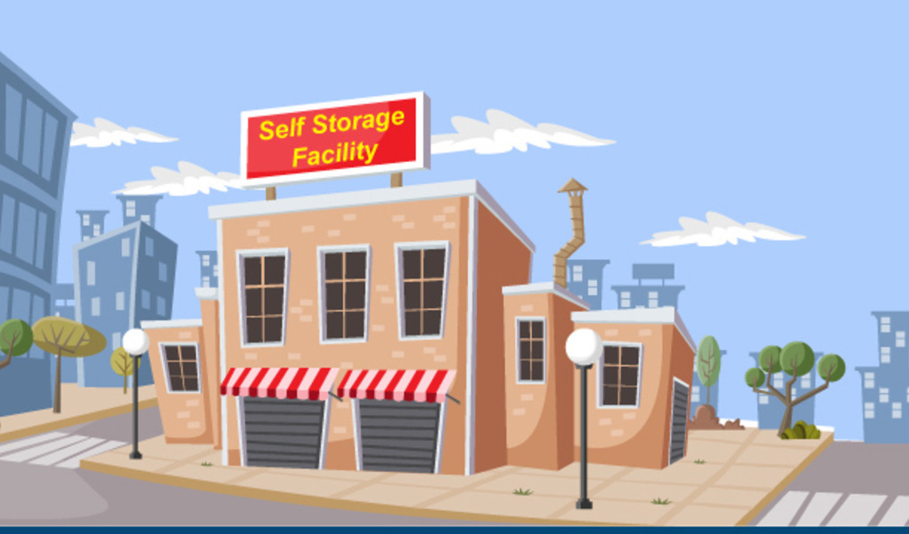 Self Storage Units by the Numbers (Infographic)