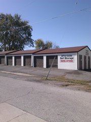 Affordable Self Storage - Self-Storage Unit in Harrisburg, Illinois