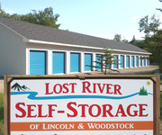 LOST RIVER SELF STORAGE of Lincoln & Woodstock, NH - Self-Storage Unit in N. Woodstock, NH